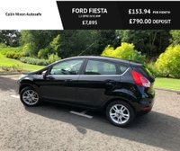 USED 2016 66 FORD FIESTA 1.2 ZETEC 5d 81 BHP VEHICLE FULLY SERVICED AND MOT'D PRIOR TO DELIVERY