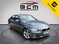 USED 2012 62 BMW 3 SERIES 2.0 318D SE 4d AUTO 141 BHP