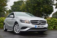 USED 2014 14 MERCEDES-BENZ A CLASS 1.6 A180 BLUEEFFICIENCY SE 5d AUTO 122 BHP Fantastic Premium Car Automatic