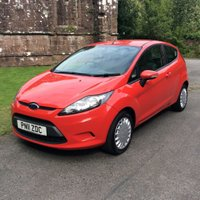 USED 2011 11 FORD FIESTA 1.2 EDGE 3d 81 BHP