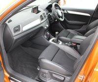 USED 2013 62 AUDI Q3 2.0 TDI QUATTRO S LINE 5d 138 BHP