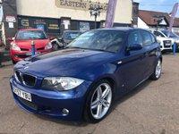 2007 BMW 120 120d M Sport £3495.00