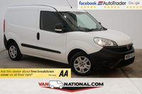USED 2016 66 FIAT DOBLO 1.2 16V MULTIJET 90 BHP *1 OWNER* * 12 MONTH WARRANTY AVAILABLE FROM £199 *