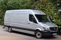 USED 2015 65 MERCEDES-BENZ SPRINTER 2.1 313 CDI LWB 1d 129 BHP