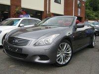 USED 2012 12 INFINITI G 3.7 G37 2d AUTO 320 BHP