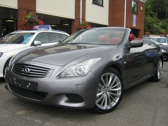 2012 INFINITI G 3.7 G37 2d AUTO 320 BHP £12995.00