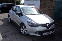 USED 2015 15 RENAULT CLIO 1.5 EXPRESSION PLUS ENERGY DCI ECO2 S/S 5d 90 BHP Service History+++Two Owners++++Zero Rate Road Tax