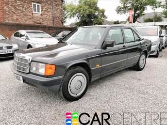 MERCEDES-BENZ 190 at The Car Centre