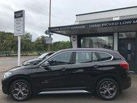USED 2015 65 BMW X1 2.0 XDRIVE20D XLINE 5d AUTO 188 BHP ***Sunroof,Nav,Camera,HeatedLeather,Cruise,FSH***