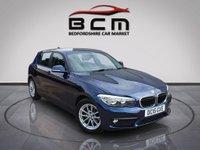2015 BMW 1 SERIES 1.5 116D SE 5d AUTO 114 BHP £SOLD