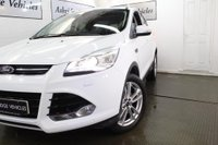 USED 2013 13 FORD KUGA 2.0 TDCi Titanium X 4x4 5dr PAN ROOF! LEATHER! 2 OWNERS!