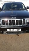 USED 2013 13 JEEP GRAND CHEROKEE 3.0 CRD V6 Limited 4x4 5dr DRIVE AWAY TODAY+BIG SPEC+HIST