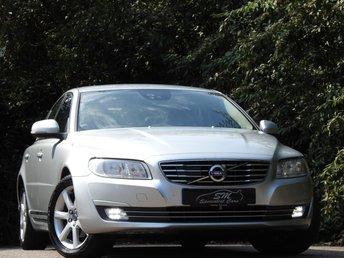 2015 VOLVO S80 2.0 D4 SE NAV 4d AUTO 178 BHP £4995.00
