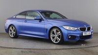 2013 BMW 4 SERIES 2.0 420D M SPORT 2d AUTO 181 BHP £13485.00