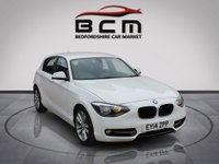 2014 BMW 1 SERIES 2.0 116D SPORT 5d 114 BHP £SOLD