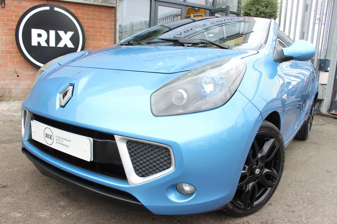 Used RENAULT WIND ROADSTER for sale