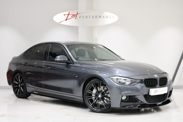 2015 65 BMW 3 SERIES 3.0 335D XDRIVE M SPORT 4d AUTO 309 BHP