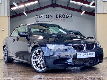 2009 BMW M3 4.0 M3 2d AUTO 414 BHP £17499.00