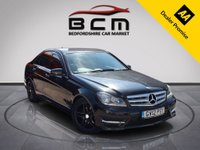 USED 2012 12 MERCEDES-BENZ C CLASS 2.1 C220 CDI BLUEEFFICIENCY AMG SPORT 4d AUTO 168 BHP
