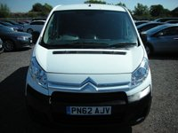 USED 2012 62 CITROEN DISPATCH 1.6 1000 L1H1 HDI 90 1d 89 BHP 1 Previous owner - Cat N