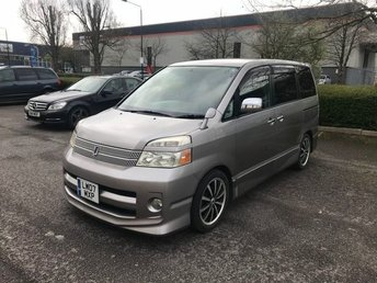View our TOYOTA VOXY/NOAH