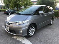 USED 2012 TOYOTA ESTIMA 2.4 HYBRID VVTI AUTO 7 SEATS 2.4 HYBRID VVTI AUTO 7 SEATS