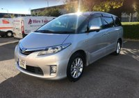USED 2013 TOYOTA ESTIMA 2.4 HYBRID VVTI AUTO 7 SEATS