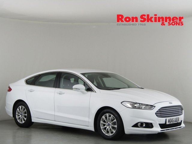 View our 2015 15 FORD MONDEO 1.5 ZETEC ECONETIC TDCI 5d 114 BHP