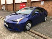 2016 TOYOTA PRIUS  1.8 HYBRID VVTI 5D AUTO 5 SEATS £15195.00