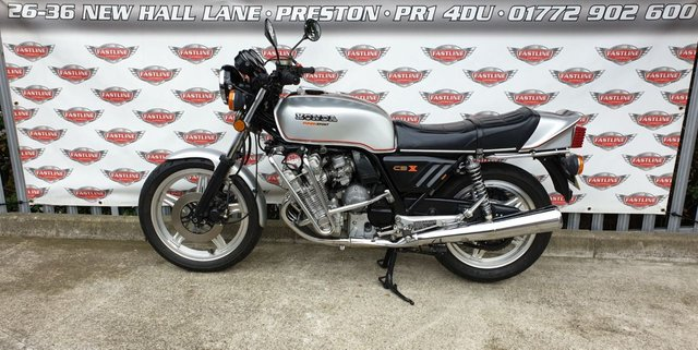 View our HONDA CBX