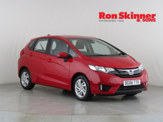 View our 2016 66 HONDA JAZZ 1.3 I-VTEC SE 5d 101 BHP