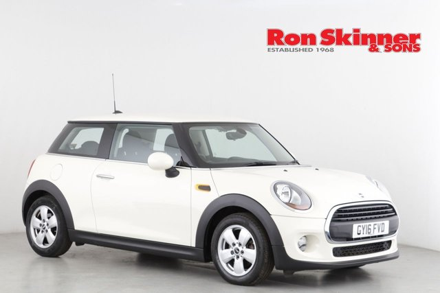 View our 2016 16 MINI HATCH ONE 1.2 ONE 3d 101 BHP