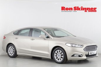2017 FORD MONDEO}
