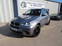 USED 2011 11 BMW X5 3.0 XDRIVE30D M SPORT 5d AUTO 241 BHP + 7 SEATS + SAT NAV