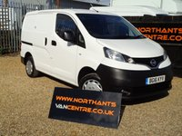 USED 2016 16 NISSAN NV200 1.5 DCI ACENTA 6d 90 BHP