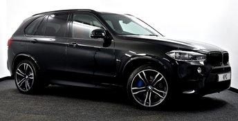 2016 BMW X5M 4.4 BiTurbo SUV 5dr Auto xDrive (s/s) £44495.00