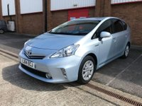 2014 TOYOTA PRIUS PLUS 1.8 HYBRID VVTI 5d AUTO 7 SEATS £13750.00