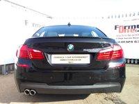 USED 2013 13 BMW 5 SERIES 2.0 520d M Sport 4dr 1 OWNER+SAT NAV+BLUETOOTH