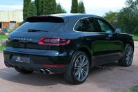 USED 2014 64 PORSCHE MACAN 3.0 TD V6 S PDK 4WD (s/s) 5dr NAV+HEATED SEAT+CAM.+21' ALLOY