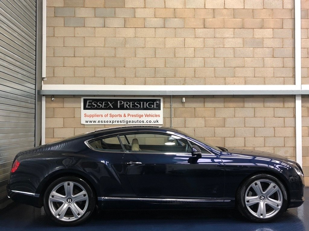 Bentley Continental 6 0 W12 GT Coupe 2dr Petrol Auto 4WD