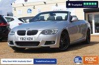 USED 2012 12 BMW 3 SERIES 3.0 330D M SPORT 2d AUTO 242 BHP
