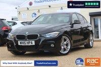 USED 2015 15 BMW 3 SERIES 2.0 320I M SPORT 4d 181 BHP