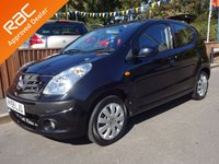 USED 2009 59 NISSAN PIXO 1.0 N-TEC 5DOOR *LOOK ONLY £20 ROAD TAX* *6 MONTHS RAC WARRANTY*