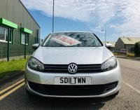 USED 2011 11 VOLKSWAGEN GOLF 1.4 MATCH TSI 5 DOOR HATCH with low miles and full service history