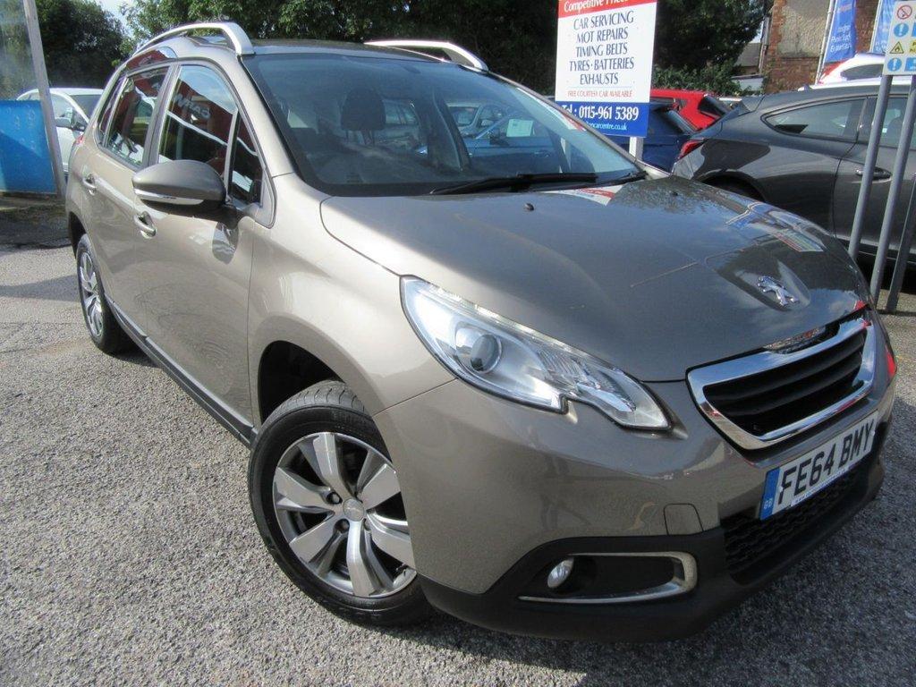 2014 Peugeot 2008 Active £7,700