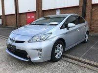 2015 TOYOTA PRIUS 1.8 HYBRID VVTI T4 AUTO 5 SEATS £12500.00