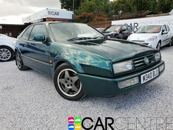 View our 1994 VOLKSWAGEN CORRADO 2.9 VR6 3d 188 BHP