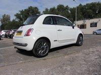USED 2015 15 FIAT 500 1.2 CULT 3d 69 BHP