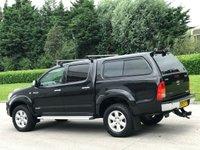 USED 2009 09 TOYOTA HI-LUX 3.0 INVINCIBLE 4X4 D-4D DCB 1d AUTO 169 BHP