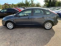 USED 2011 60 FORD FOCUS 1.6 TITANIUM TDCI 5d 109 BHP ONE YEAR WARRANTY INCLUDED /  KEY LESS ENTRY / VOICE COMM / CRUISE CONTROL / EXCELLENT SERVICE HISTORY / PARKING SENSORS